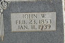 John W Holleman