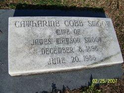 Catherine <i>Cobb</i> Smoot
