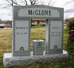 Aleta Jane <i>Mann</i> McGlone