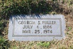 Georgia S Fuller