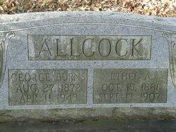 Ethel A. <i>Barkley</i> Allcock