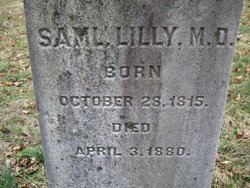 Dr Samuel Lilly