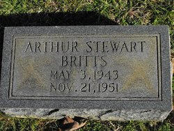 Arthur Stewart Britts