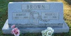 Nellie Estella <i>Newberry</i> Brown