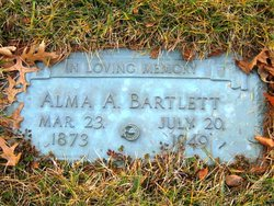 Alma A Bartlett