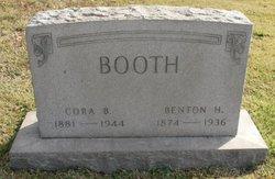 Cora B <i>McIntire</i> Booth