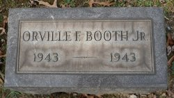 Orville F Booth, Jr.