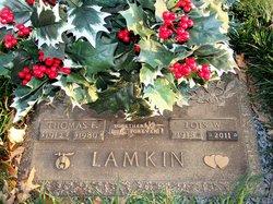 Lois Elizabeth <i>White</i> Lamkin