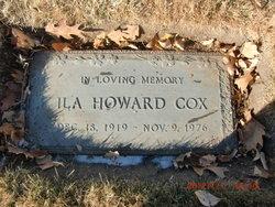 Ila <i>Howard</i> Cox