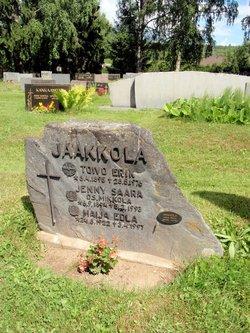 Toivo Erik Jaakkola
