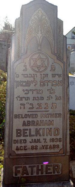 Abrahm Lipa Belkind