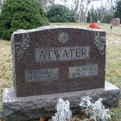 Irene M <i>Beal</i> Atwater