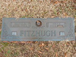 Walter D Fitzhugh