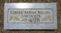 Edward Arthur Bolling