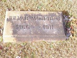 Julia Julie <i>Bryan</i> Morphew