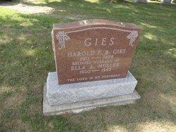 Harold F. B. Gies