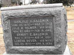 Lula M <i>Palmer</i> Baldwin