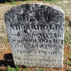 John H Adderhold