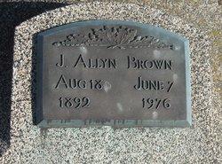 J. Allyn Brown