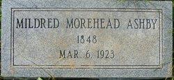 Mildred Morehead Ashby