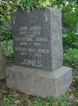 Bertha May Jones