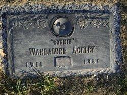 Wandalene Bonnie Ackley
