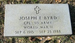 Joseph E Byrd