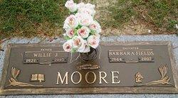 Barbara <i>Moore</i> Fields