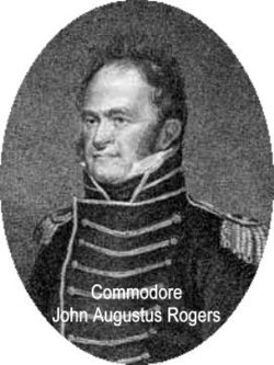 Como John Augustus Rogers