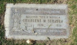 Charlene M Schafer
