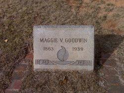 Maggie V <i>McClendon</i> Goodwin