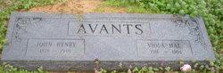 John Henry Avants