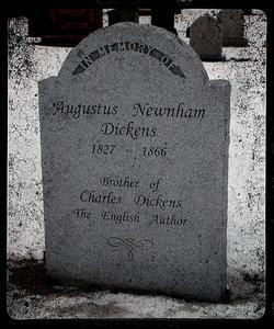 Augustus Newnham Dickens