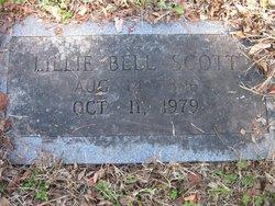 Lillie Bell <i>Smith</i> Scott