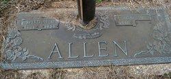 Agnes Victoria <i>Elingburg</i> Allen
