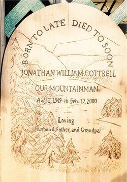 Jonathan William Cottrell, Sr