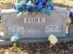 Clay J Fore