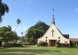 Waiola Congregational Church Cemetery