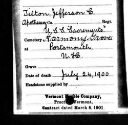 SMN Jefferson C Tilton