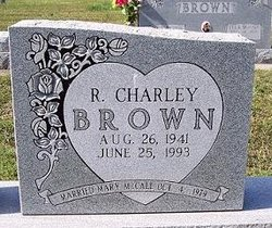 Raymond Charley Brown