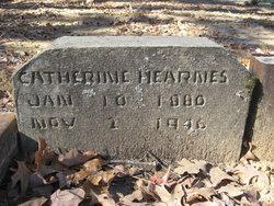 Catherine Hearnes