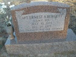 Capt Ernest Aubrey Burgett