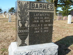 Luella F Barnes
