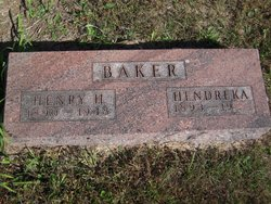 Hendreka Baker