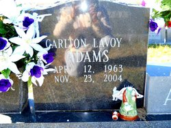 Carlton Lavoy Adams