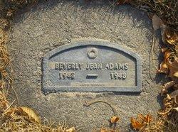 Beverly J Adams