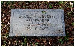 Jocelyn <i>Whedbee</i> Applewhite