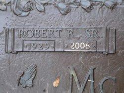Robert Ray McAdams, Sr