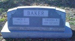 Arch Crook Baker