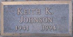 Keith Kellner Johnson